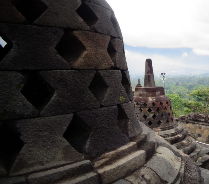 Wisata Candi Borobudur Di Magelang Jawa Tengah