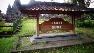 wisata Candi Sewu