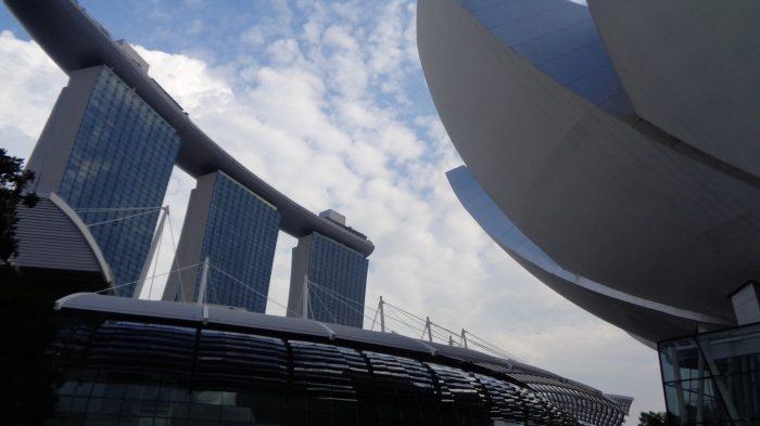 Pesona Artscience Museum Singapore