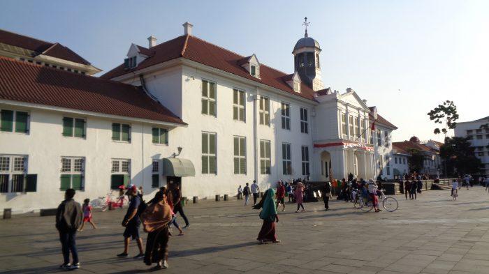 Daya Tarik Wisata Kota Tua Jakarta – Batavia Lama