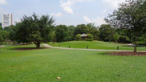 Singapura Botanic Gardens