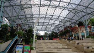 Lokasi Universal Studio Singapore
