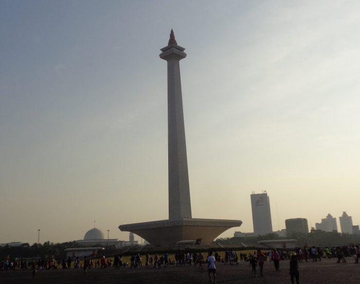 Ikon Favorit Ibu Kota, Tugu Monas Jakarta